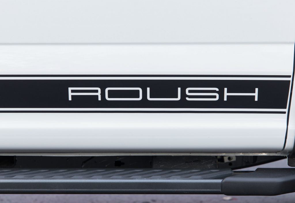 2018 Roush F-150 Off Road Side Decal