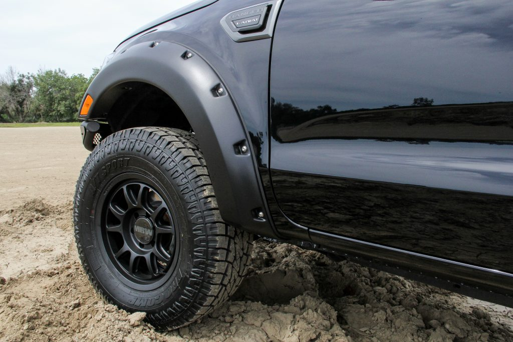 Ford Ranger X - Front Wheel