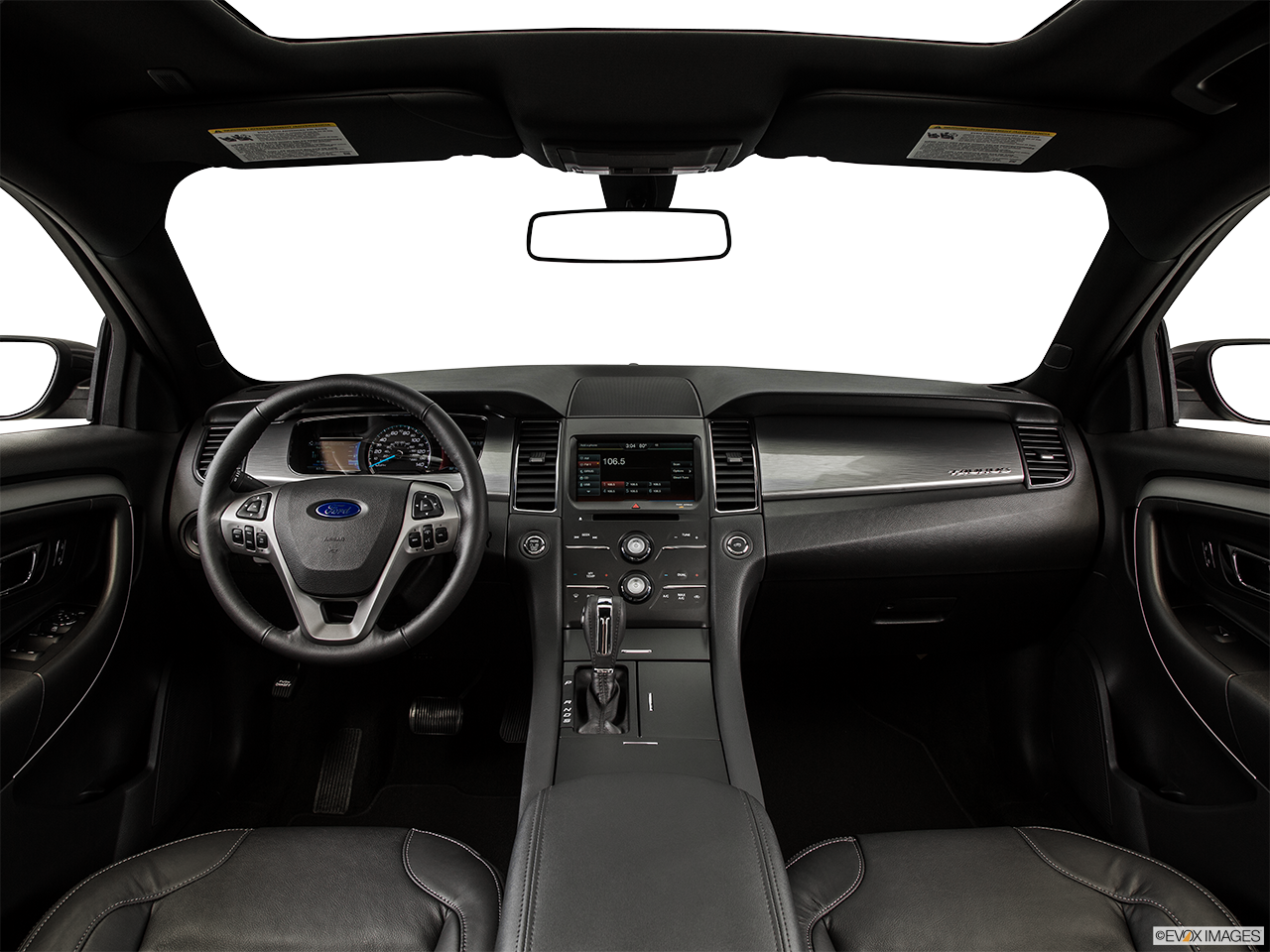 2016 Ford Taurus Interior Overview