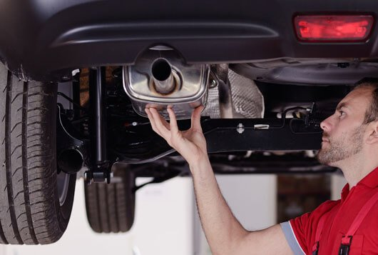 Exhaust System Service