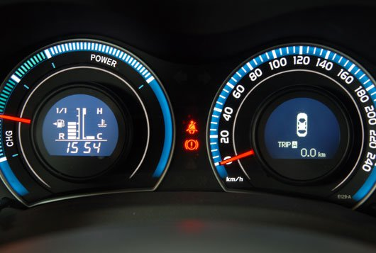 Digital Speedometer