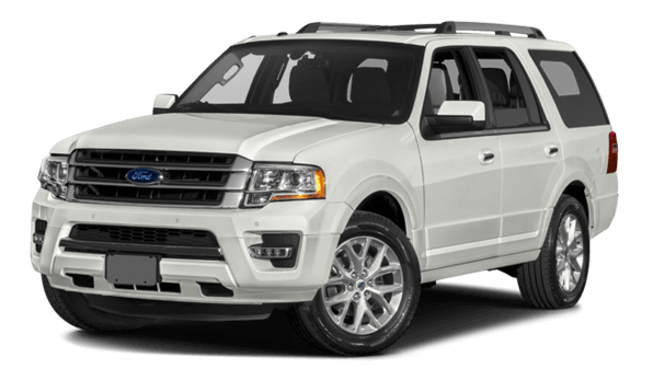 Ford Expedition White