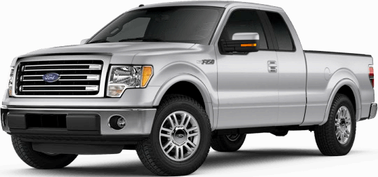 Special Ford F-150 XLT White