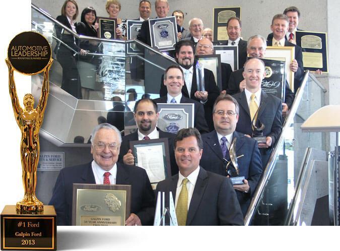 Why Go Galpin - Automotive Leadership Award