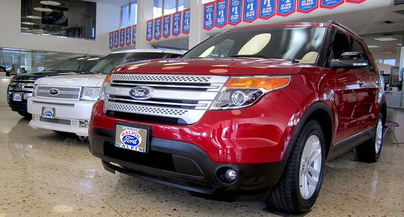 Ford Certified Program Pre Owned Ford Vehicles North Hills Los