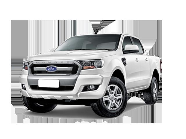 Ford White Ranger