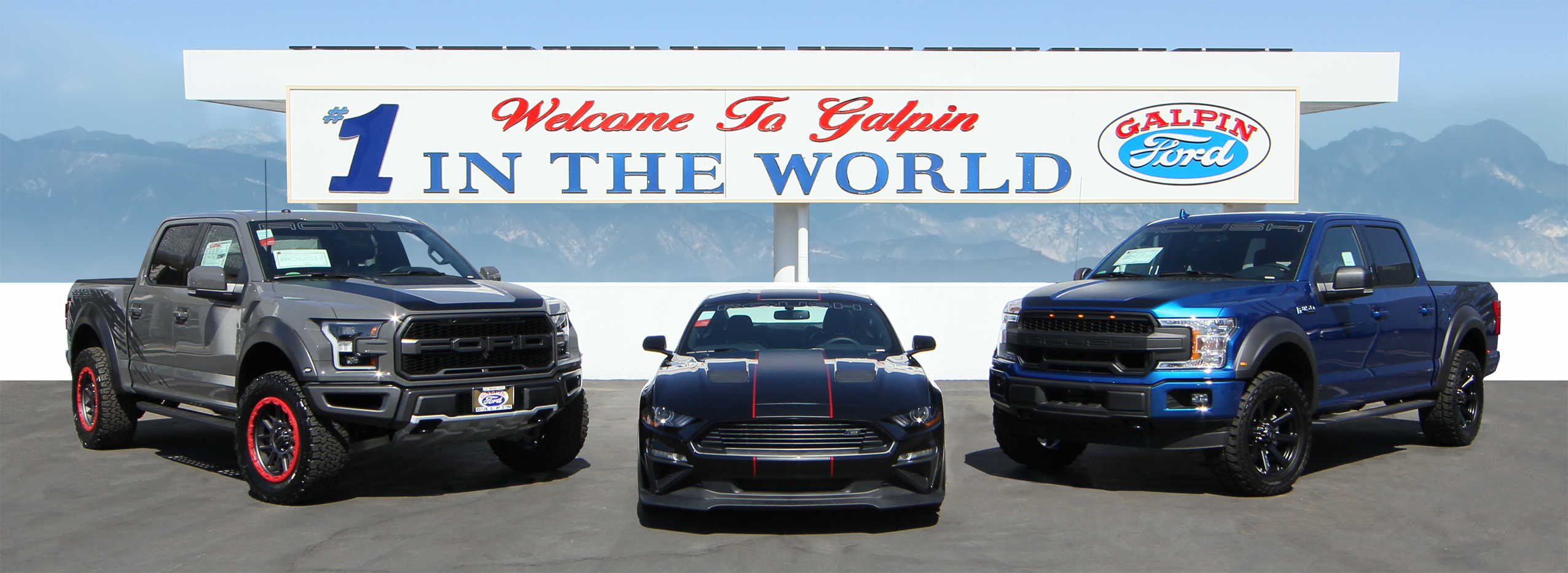 Roush Vehicles