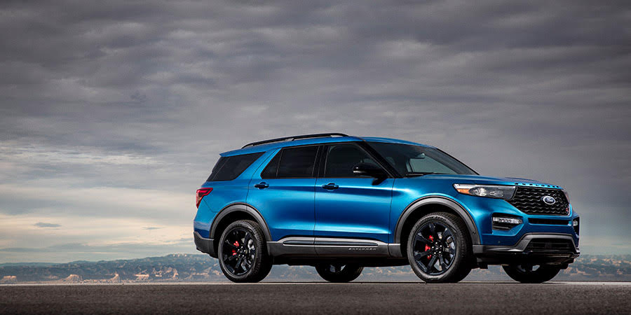New Ford Explorer >> All New 2020 Ford Explorer Available For Pre Order