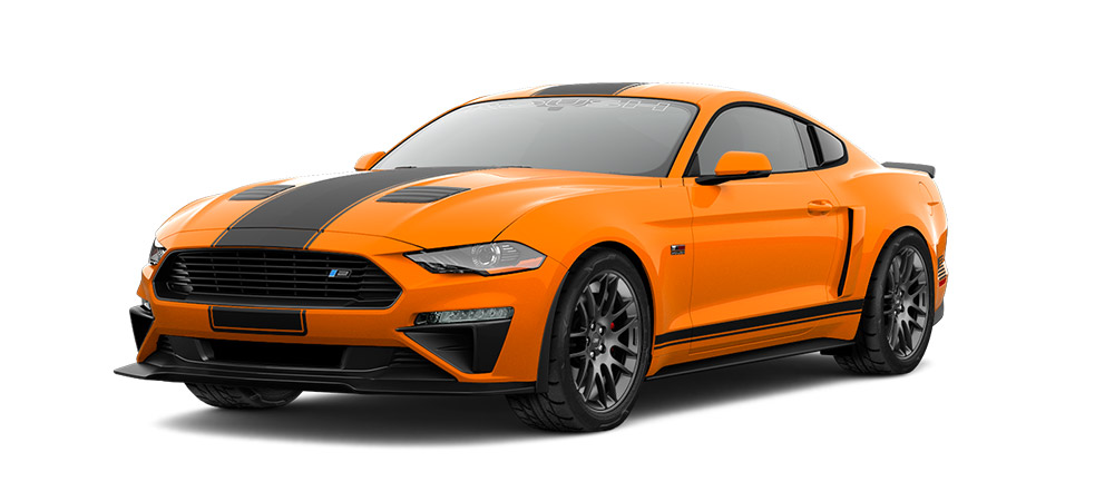 2018 Mustang RS2 Front Angle