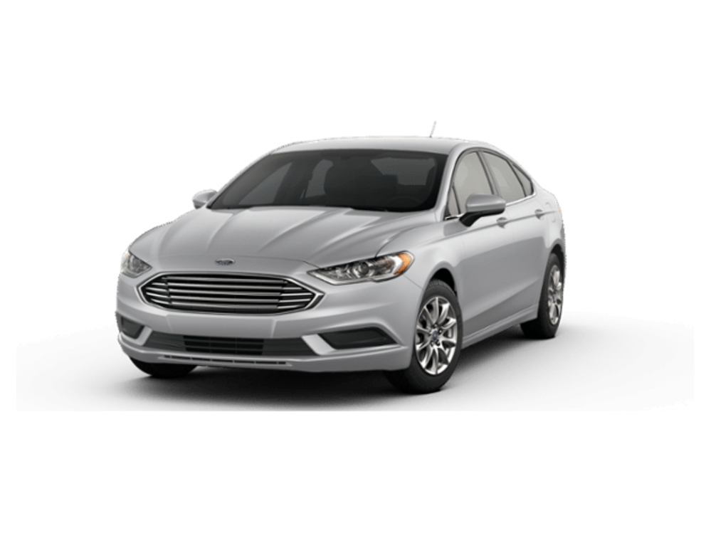 2017 Ford Fusion Gas