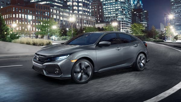 Honda Civic Wins Best Compact Car Of 2017 Challenge By Cars