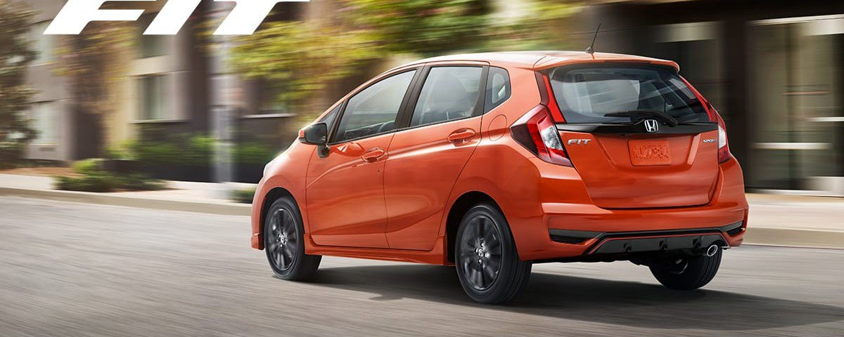 2018 honda fit offers a new sport trim styling touches for Honda fit deals