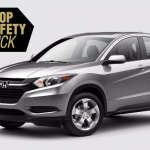 Honda HR-V Wins IIHS Top Safety Pick