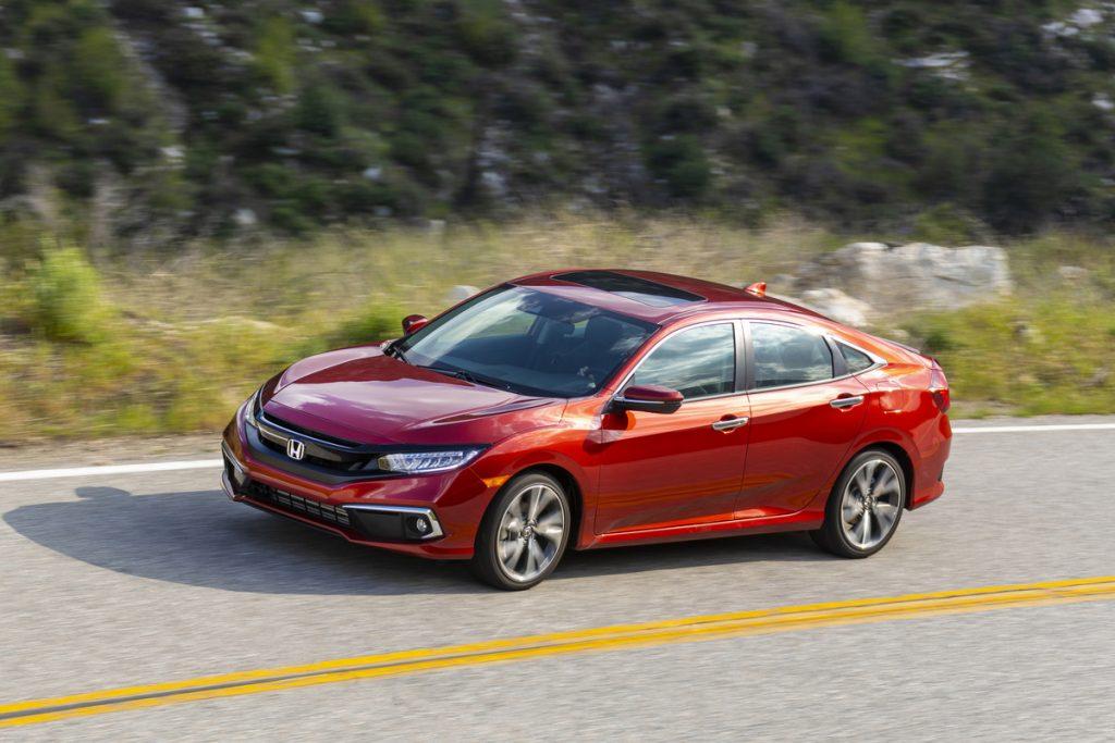 2021 Honda Civic Sedan Touring