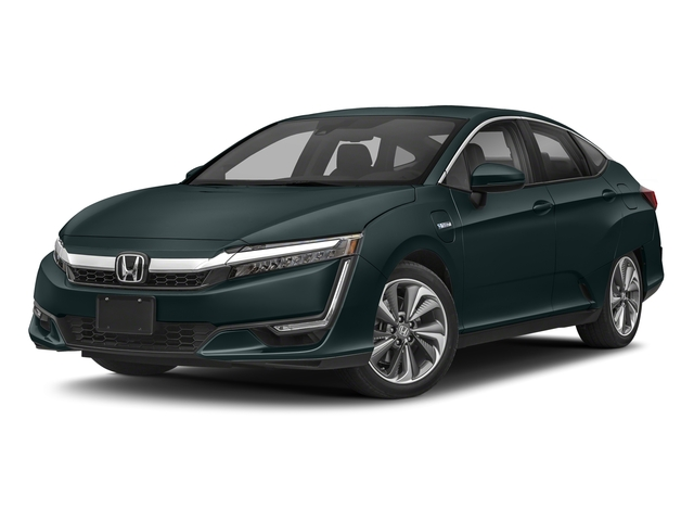 Green Honda Clarity