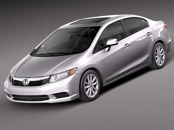 2014 Honda Civic Near Los Angeles, San Fernando Valley Area CA