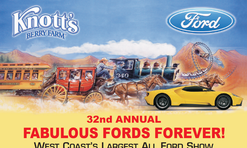 32nd Annual Fabulous Fords Forever