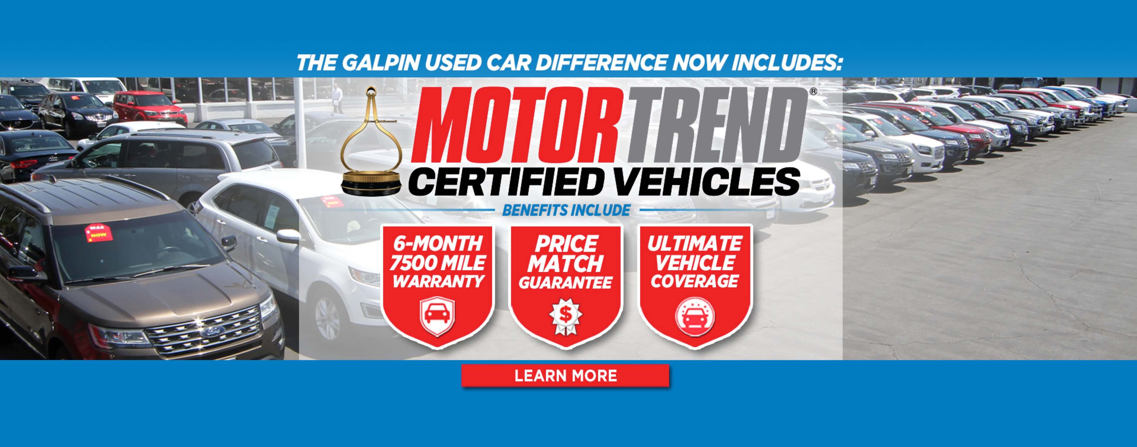 Galpin Honda: New & Used Honda Dealership Los Angeles, CA