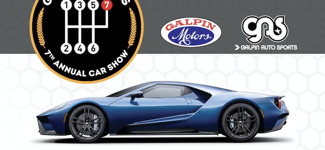 7th Annual Galpin Car Show
