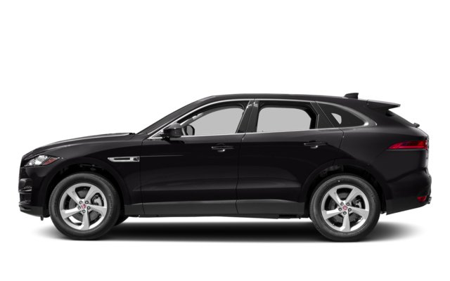 2017 Black Jaguar F-Pace