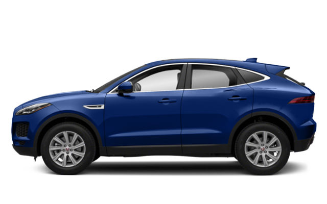 Blue Jaguar E-Pace