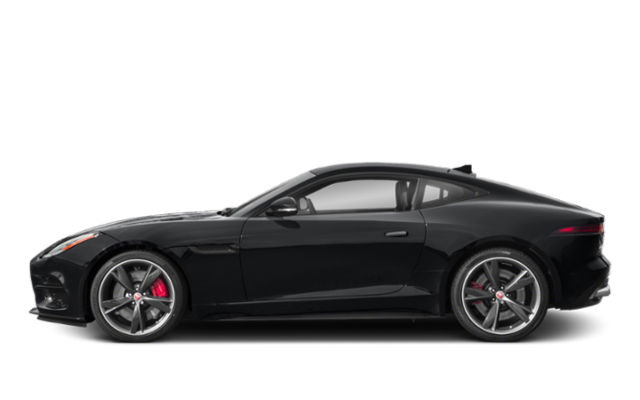 Black Jaguar F-Type
