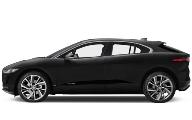 Black Jaguar I-Pace