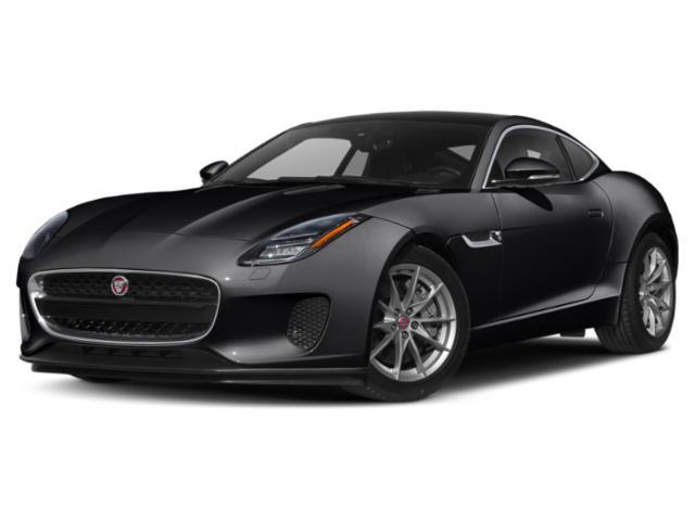 2020 Black Jaguar F-Type Coupe