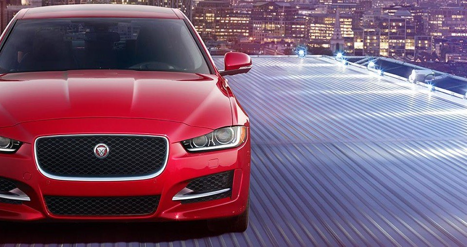 "Jaguar XE ""Most Reliable Family Car"""
