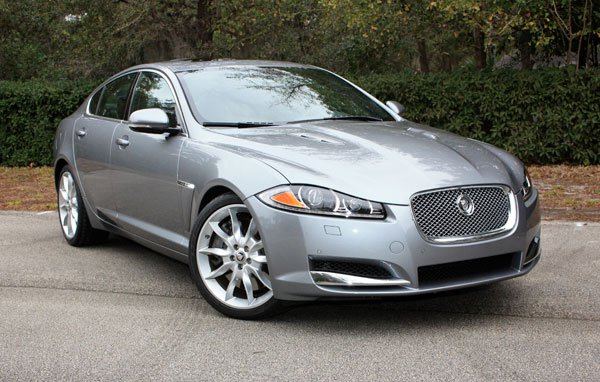2012 jaguar xf supercharged review. Black Bedroom Furniture Sets. Home Design Ideas