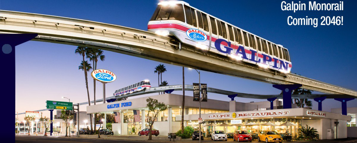 SPECTACULAR VIEWS OF THE SAN FERNANDO VALLEY WILL SOON BE ...