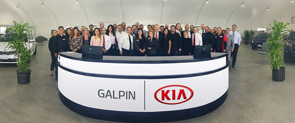 About Our Dealership - Galpin Kia