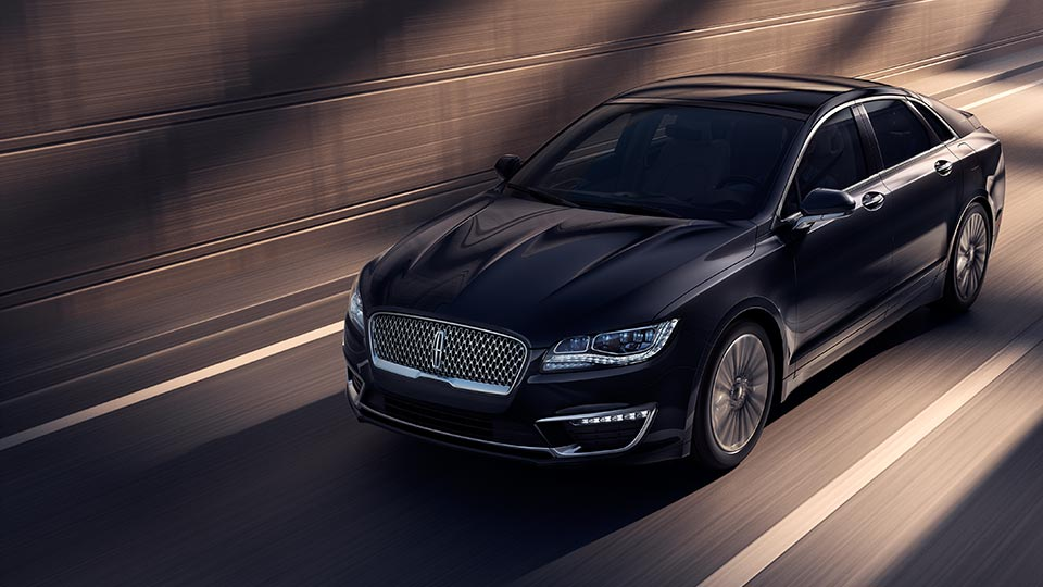 2017 Lincoln Mkz Near Los Angeles