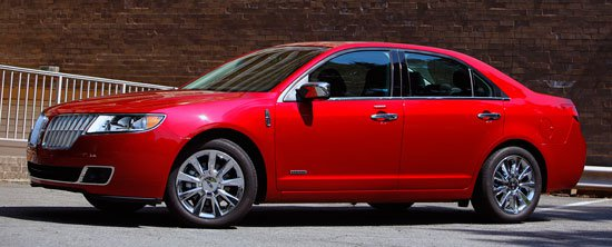 2011 Lincoln MKZ Hybrid Sales Exceeds Expectations