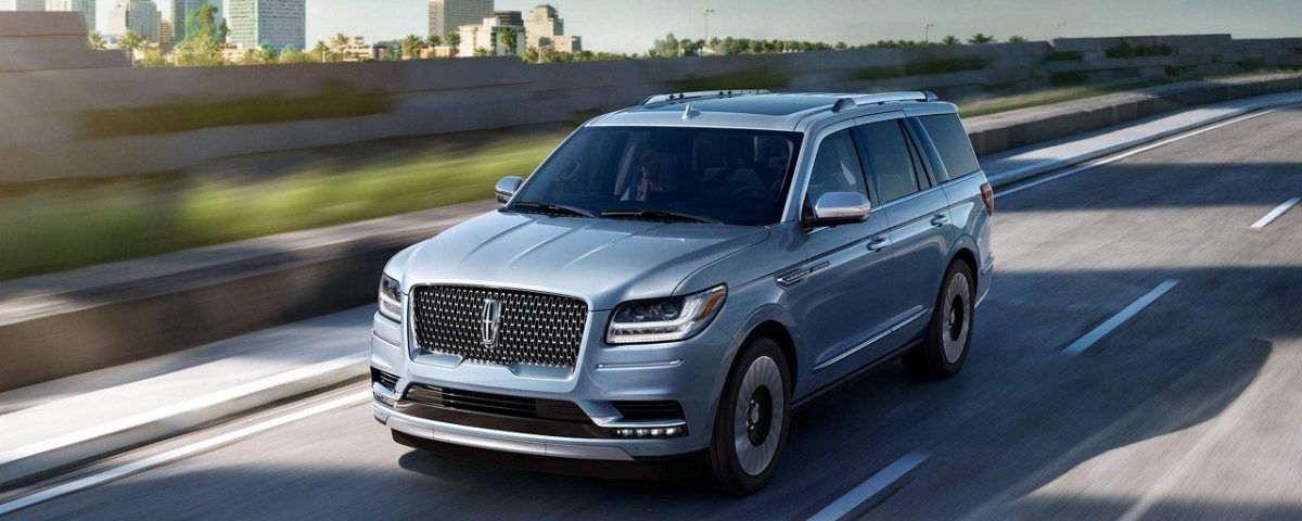 Lincoln Navigator Wins 2018 North American Truck Of The Year Award