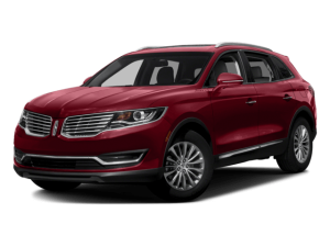 Red Lincoln MKX