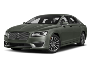 Green Lincoln MKZ