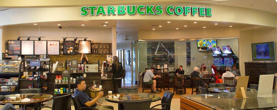 Starbucks Galpin Lincoln