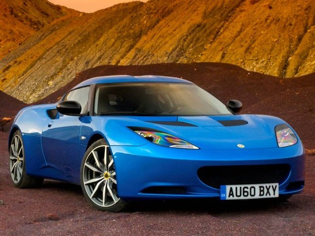 Blue Lotus Evora S