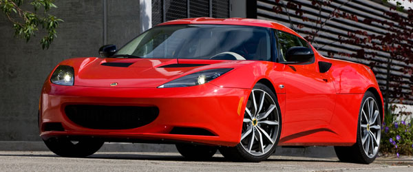 Red Lotus Evora S