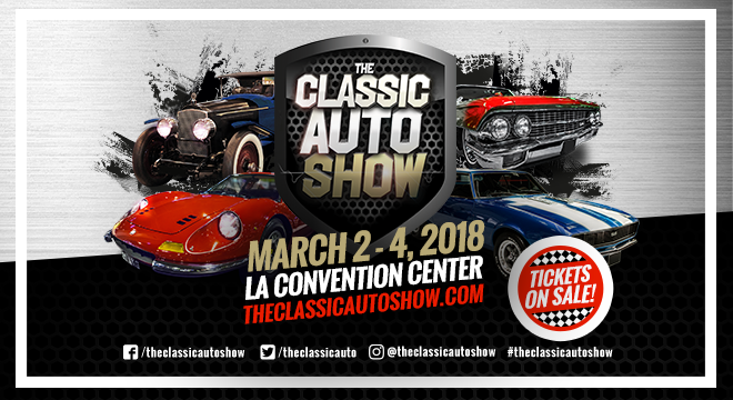 Galpin Lotus Will Be At The Classic Auto Show - The car show