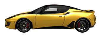 Evora GT model
