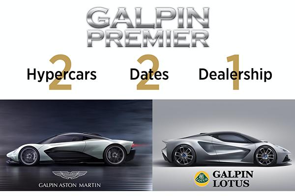 Galpin Premier Event