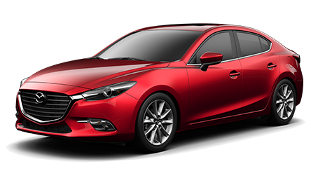2017 Mazda 3 Vehicle