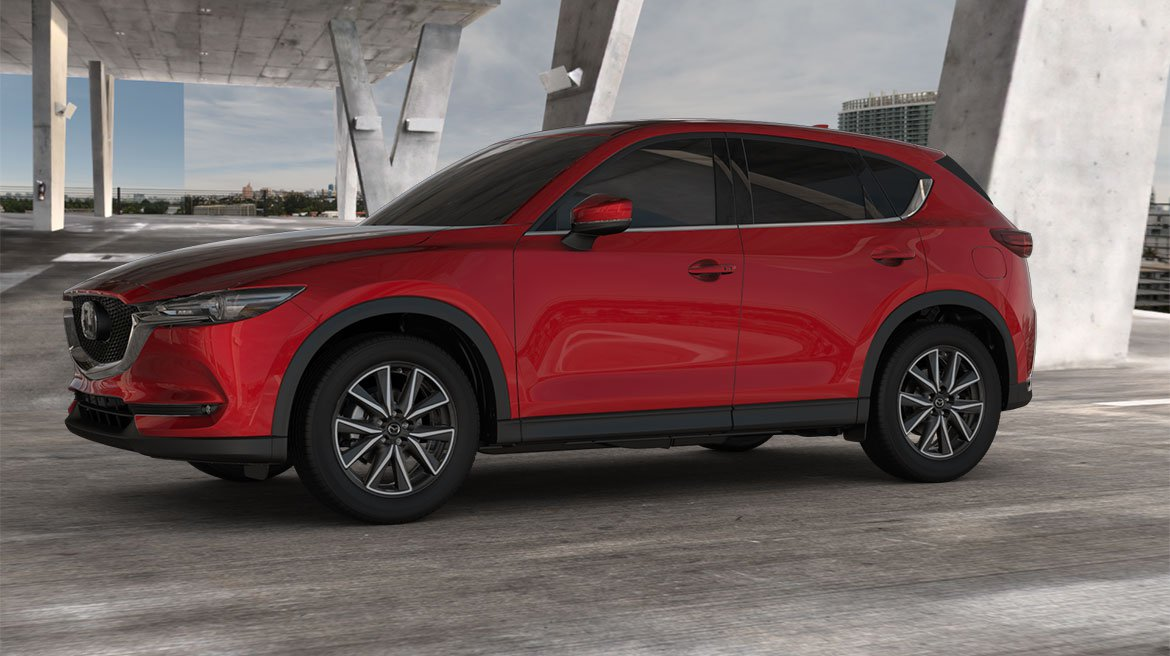 """2017 Mazda CX-5 Is A IIHS """"Top Safety Pick"""""""