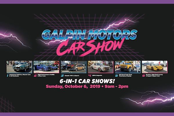 Galpin Car Show Post