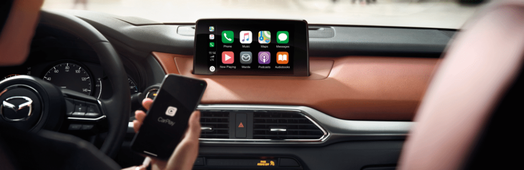 Mazda Apple Car Play and Android Auto North Hills, near Los Angeles