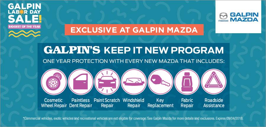 New Mazda Specials Santa Clarita, Van Nuys Near Los ...