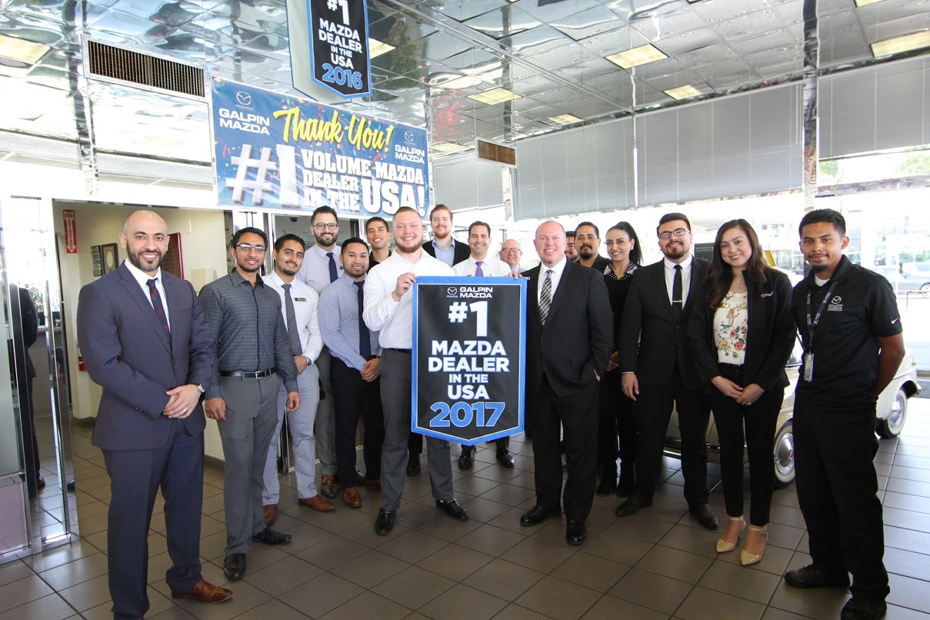 Galpin Mazda Dealership in Van Nuys, San Clarita Mazda Sales, Lease