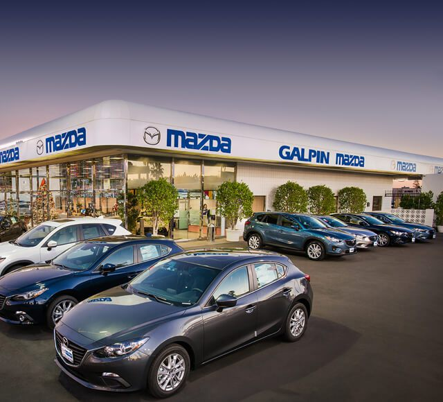 Galpin Mazda Dealership In Van Nuys, San Clarita Mazda Sales, Lease ...